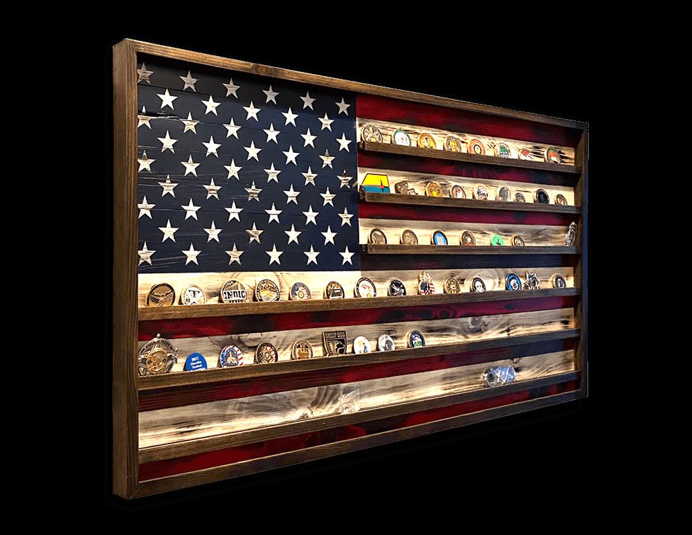 the-rustic-junkee-american-flag-challenge-coin-rack-side-hero