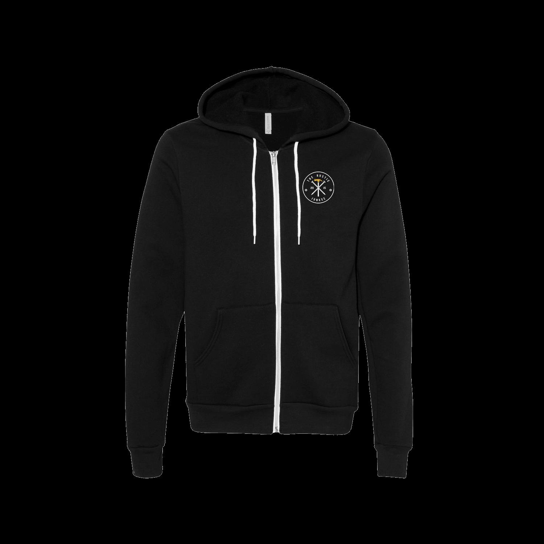 black_vertical-distressed-flag-zip-up-hoodie_front