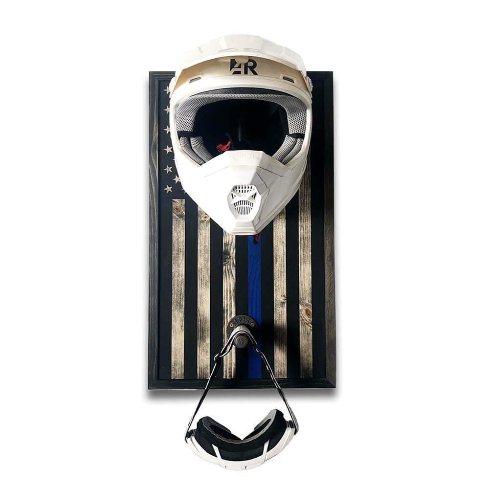 the-rustic-junkee_thin-blue-line-flag-helmet-rack_main