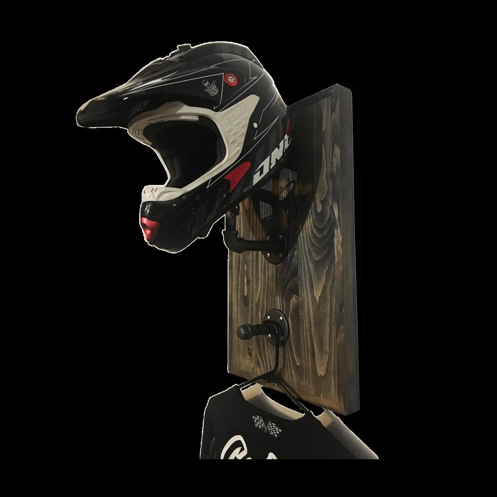 the-rustic-junkee_handmade_stained-helmet-rack_single_main