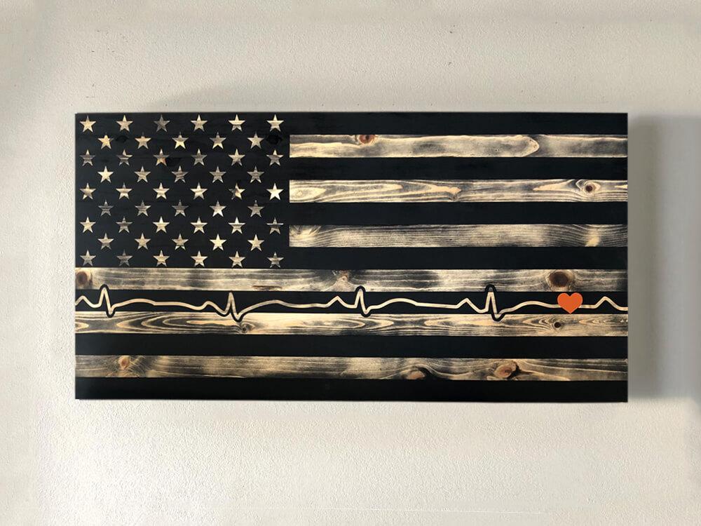 the-rustic-junkee_heartbeat-american-flag-black-tan_flag-1