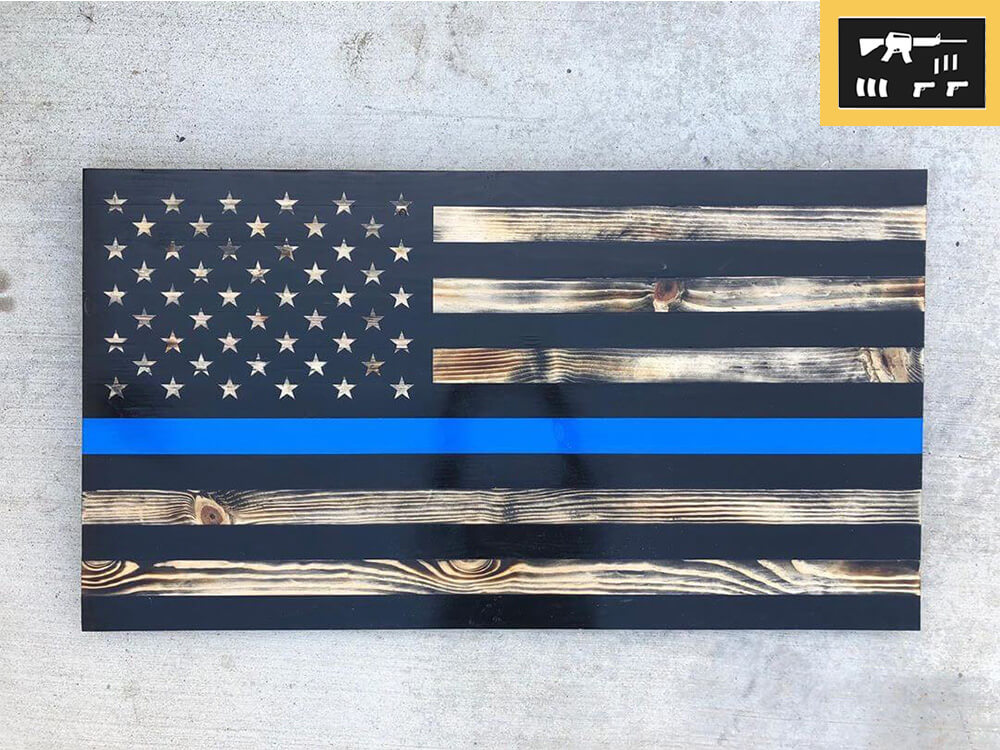 the-rustic-junkee_thin-blue-line-american-flag-custom-gun-case_main